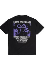 Polar Skate Co. Brain Blower Tee Black