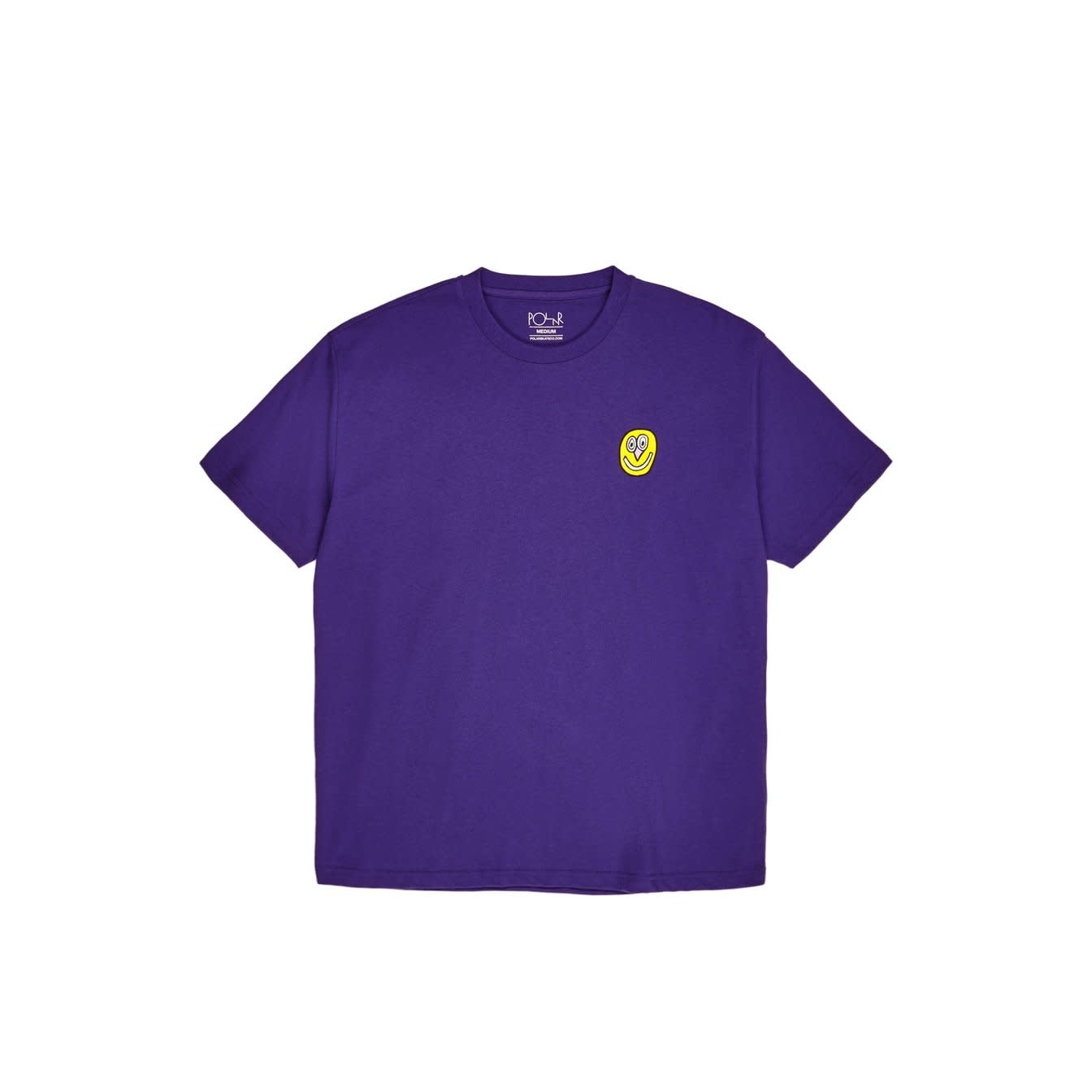 Polar Skate Co. Alien Tee Purple