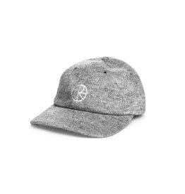 Polar Skate Co. Boiled Wool Cap Grey 56