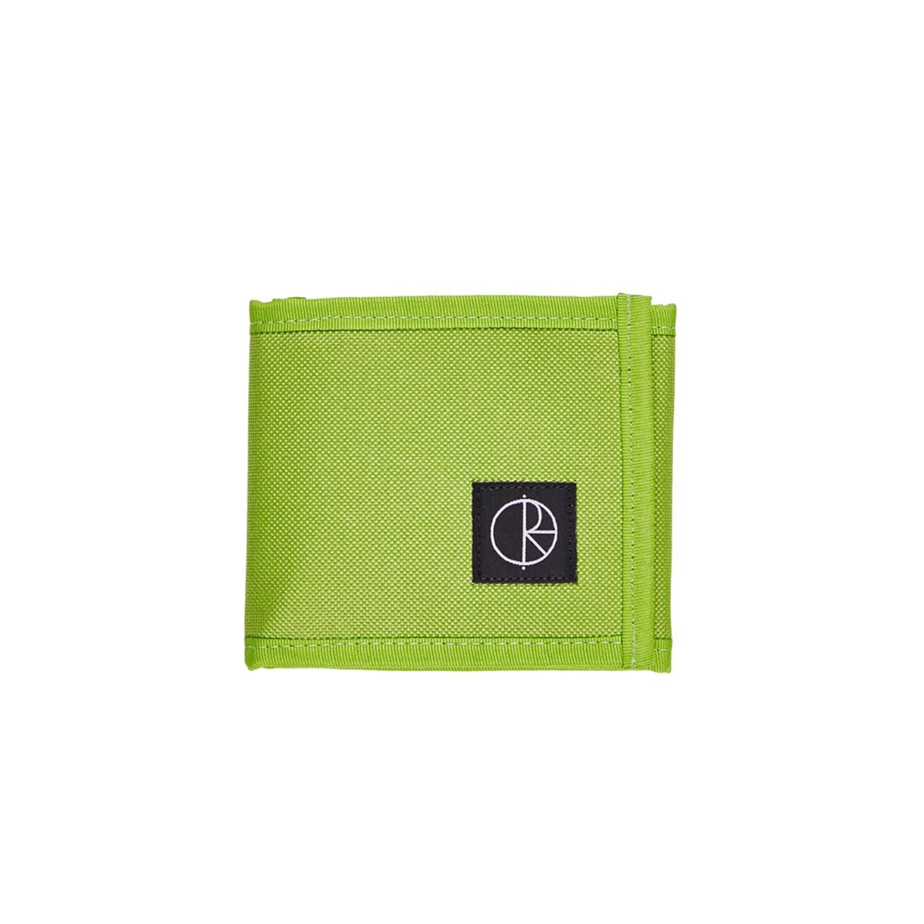 Polar Skate Co. Cordura Wallet Lime