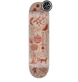 Creature Skateboards Kimbel Petroglyph P2 8.6