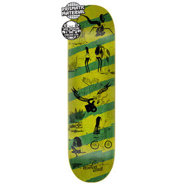 Creature Skateboards Snake Barf LG 8.6