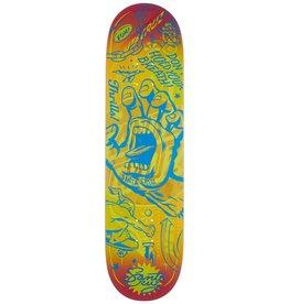 Santa Cruz Skateboards Flash Hand VX 8.25