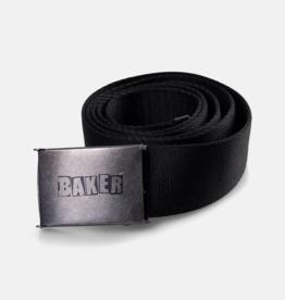 Baker Skateboards Brand Logo Black Web Belt