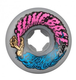 Slimeballs Vomit Mini Matallic Silver 56mm 97a