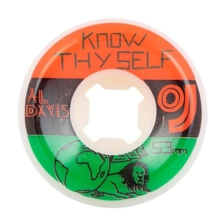 OJ Wheels Al Davis Know Thy Self OJ 101a