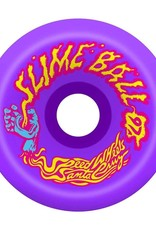 OJ Wheels Slime Ball Vomits Neon Purple 60mm 97a