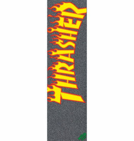 Mob Grip Mob Graphic Thrasher Yellow/Orange Flame