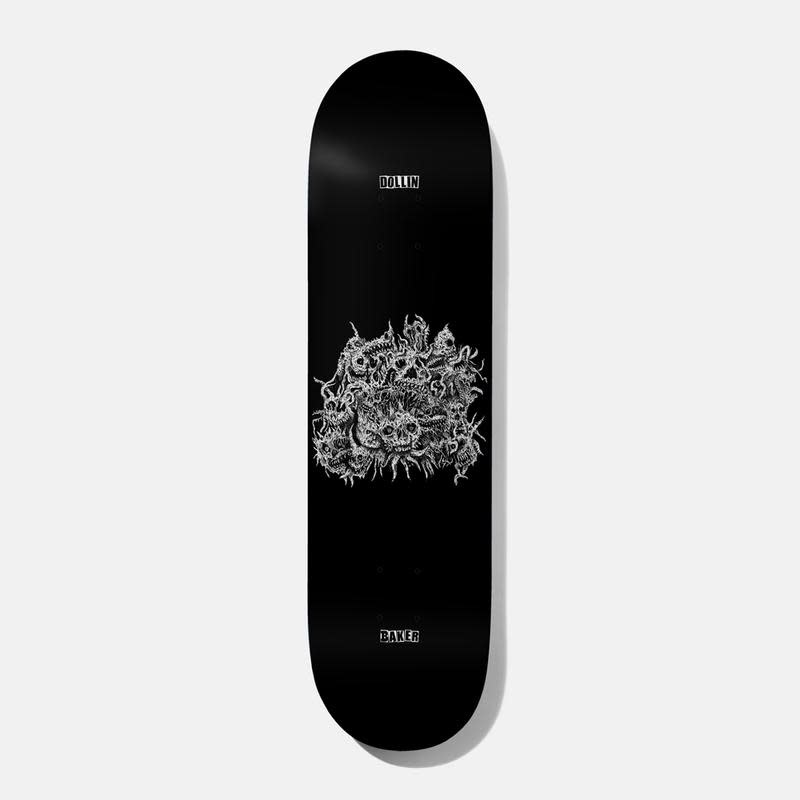 Baker Skateboards DD Metal 8.0""
