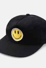 Baker Skateboards Smiley Black Snapback