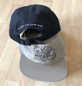 Lucky We Live High LWL Hartsel Khaki Hat