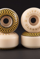 Spitfire Wheels Spitfire F4 101d Classic Yellow 55mm