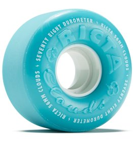 Ricta Ricta Clouds 78a Teal 56mm