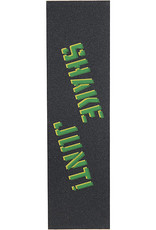 Shake Junt SJ Sprayed Green/Yellow Griptape