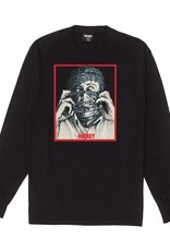 Hockey Barbwire L/S Black
