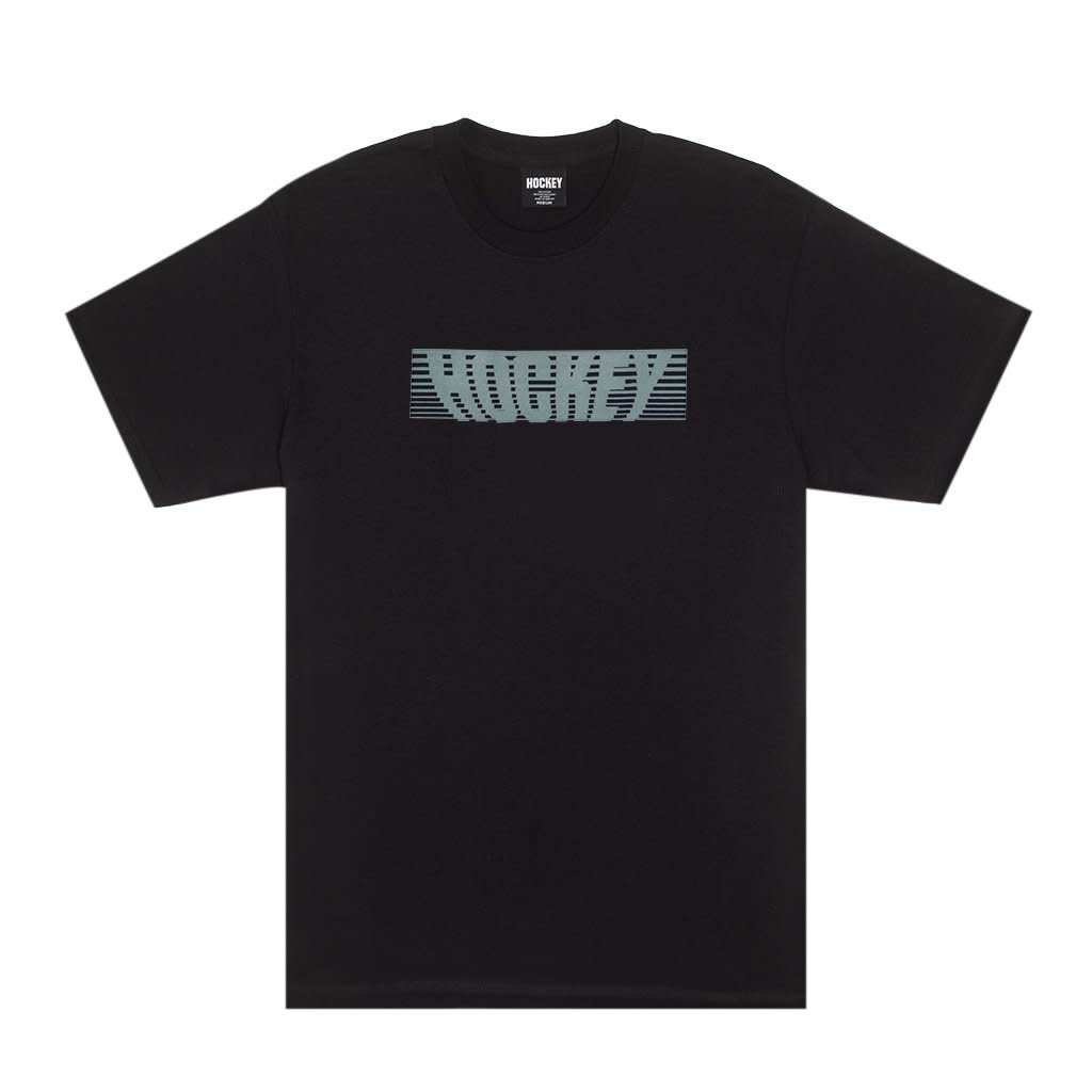Hockey AV Tee Black