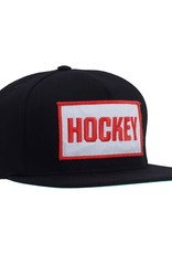 Hockey Hockey Patch Snapback Black