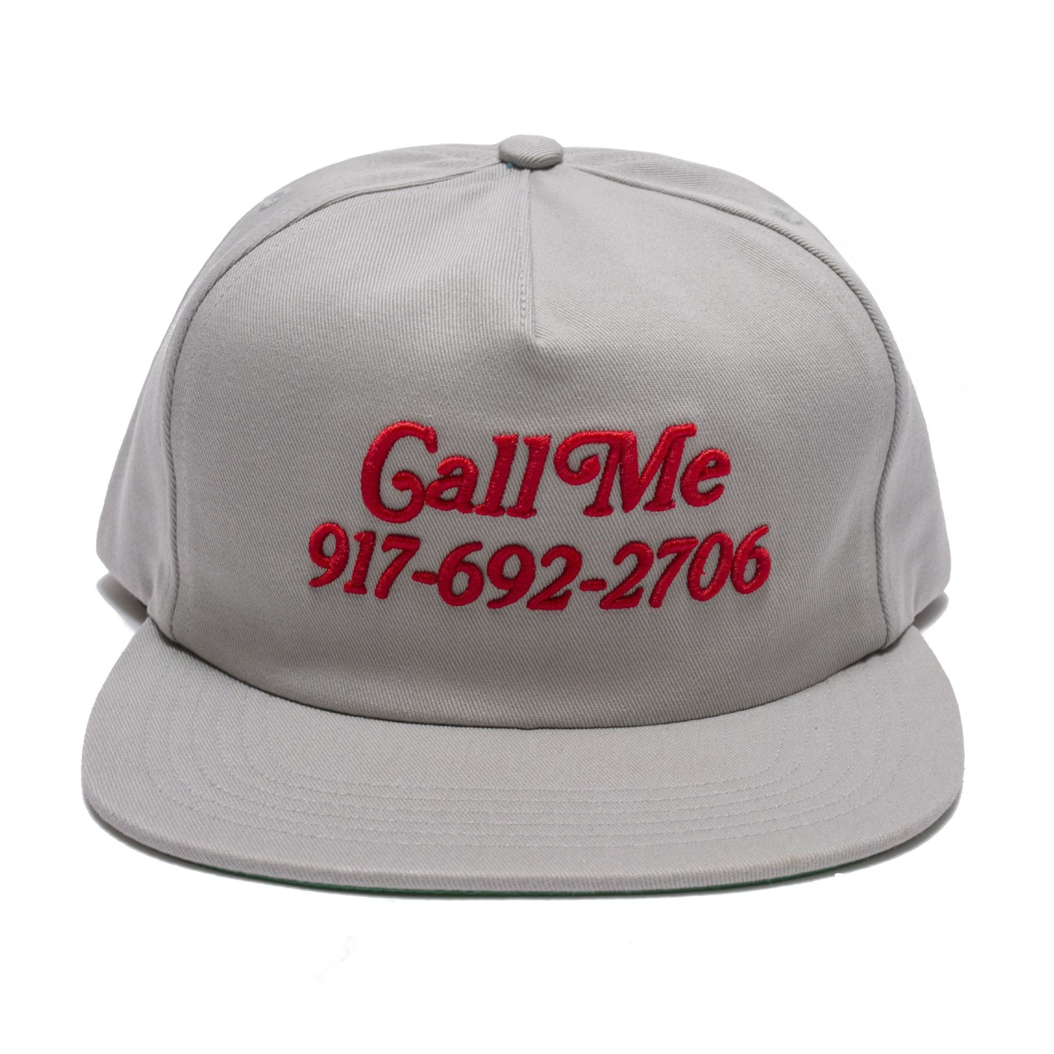 CallMe917 Call Me 917 Hat Grey