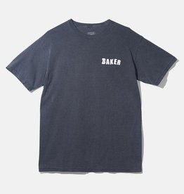 Baker Skateboards Uno Faded Black Tee