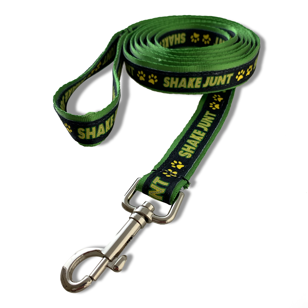 Shake Junt Murdy Dog Leash