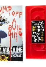 Toy Machine Jump Off A Building VHS Wax