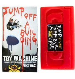 Toy Machine Jump Off A Building VHS Wax