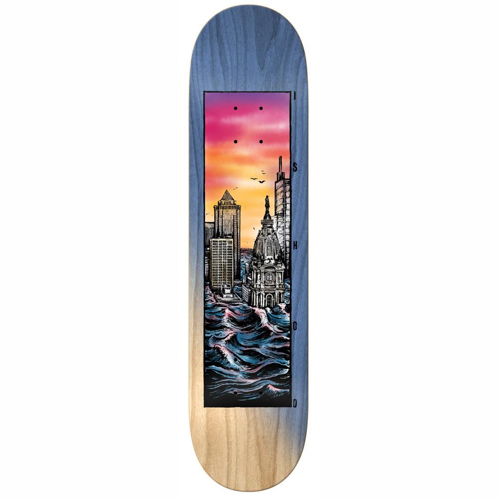 "Real Skateboards Ishod Flooded 8.18"""