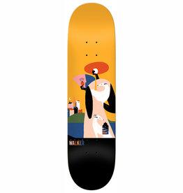 """Real Skateboards Walker Willian 8.5"""""""