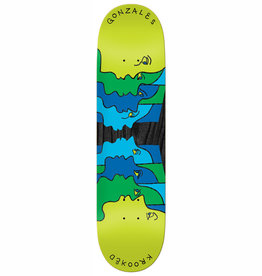 Krooked Gonz Face Off 8.62""