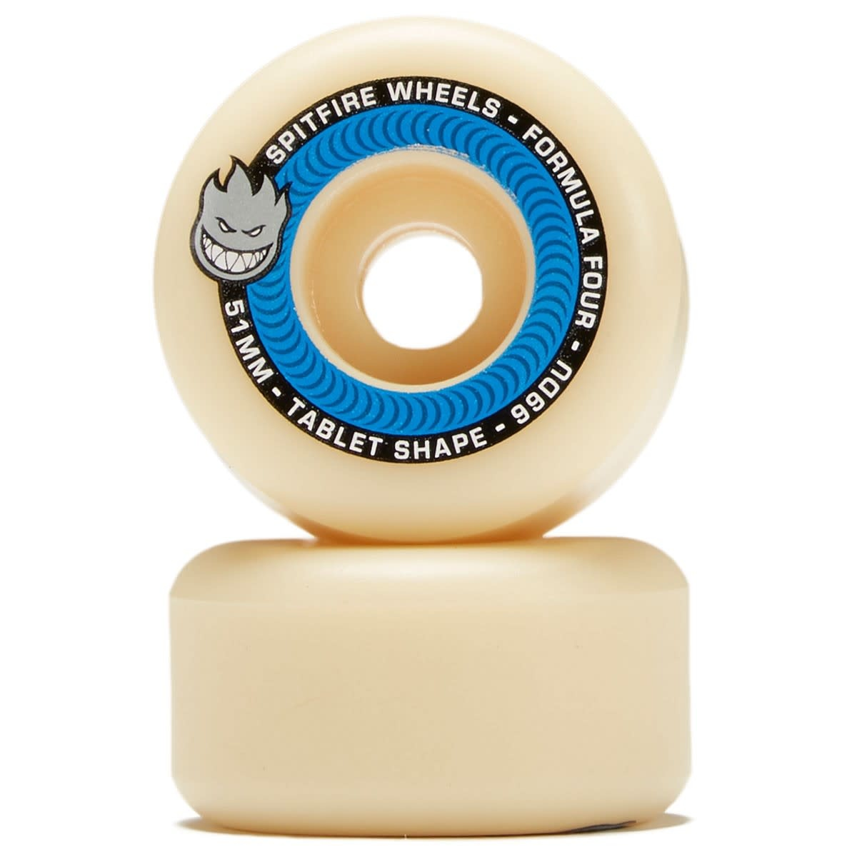 Spitfire Wheels Spitfire F4 99d Tablets Natural