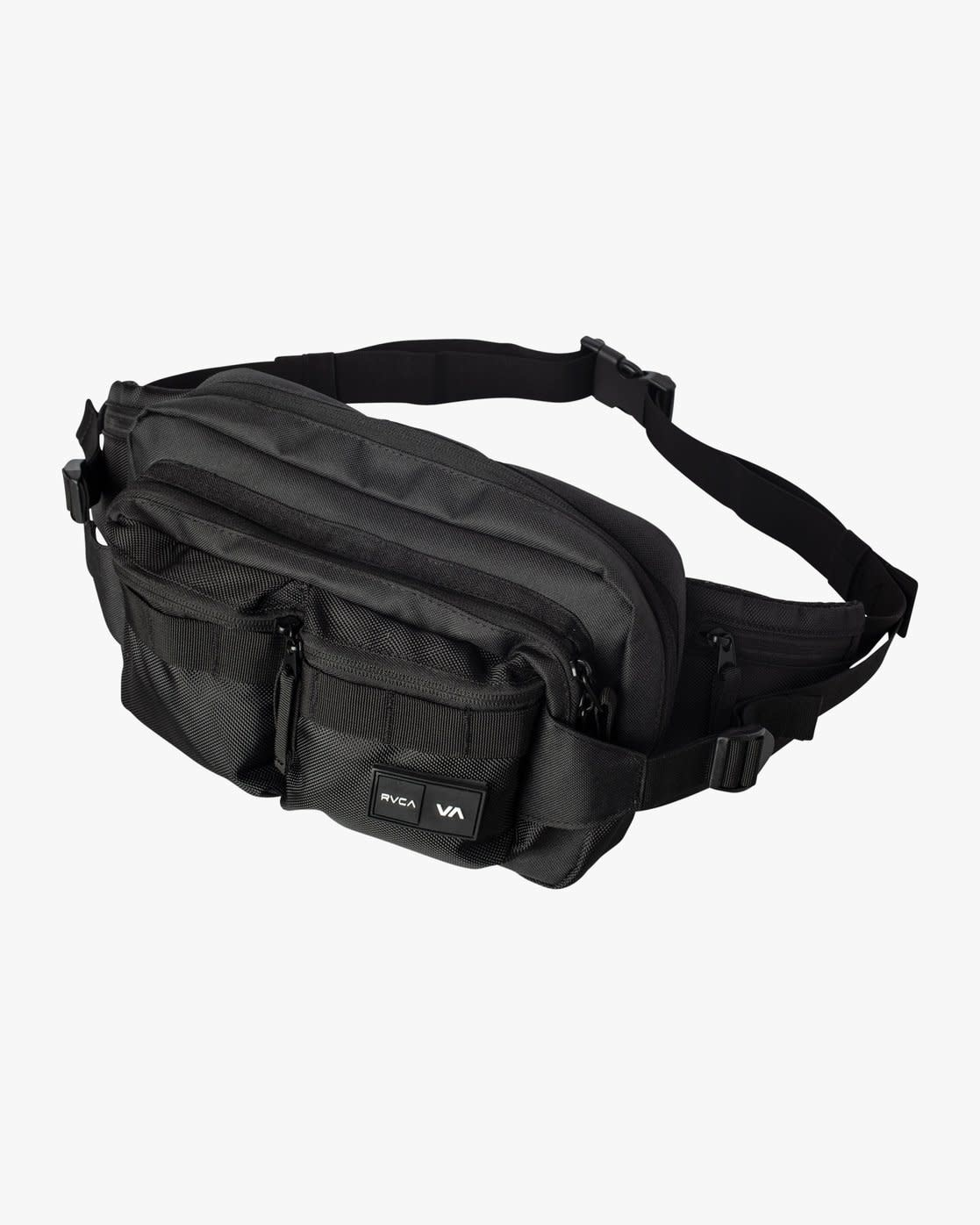 RVCA RVCA Waist Pack Deluxe Black