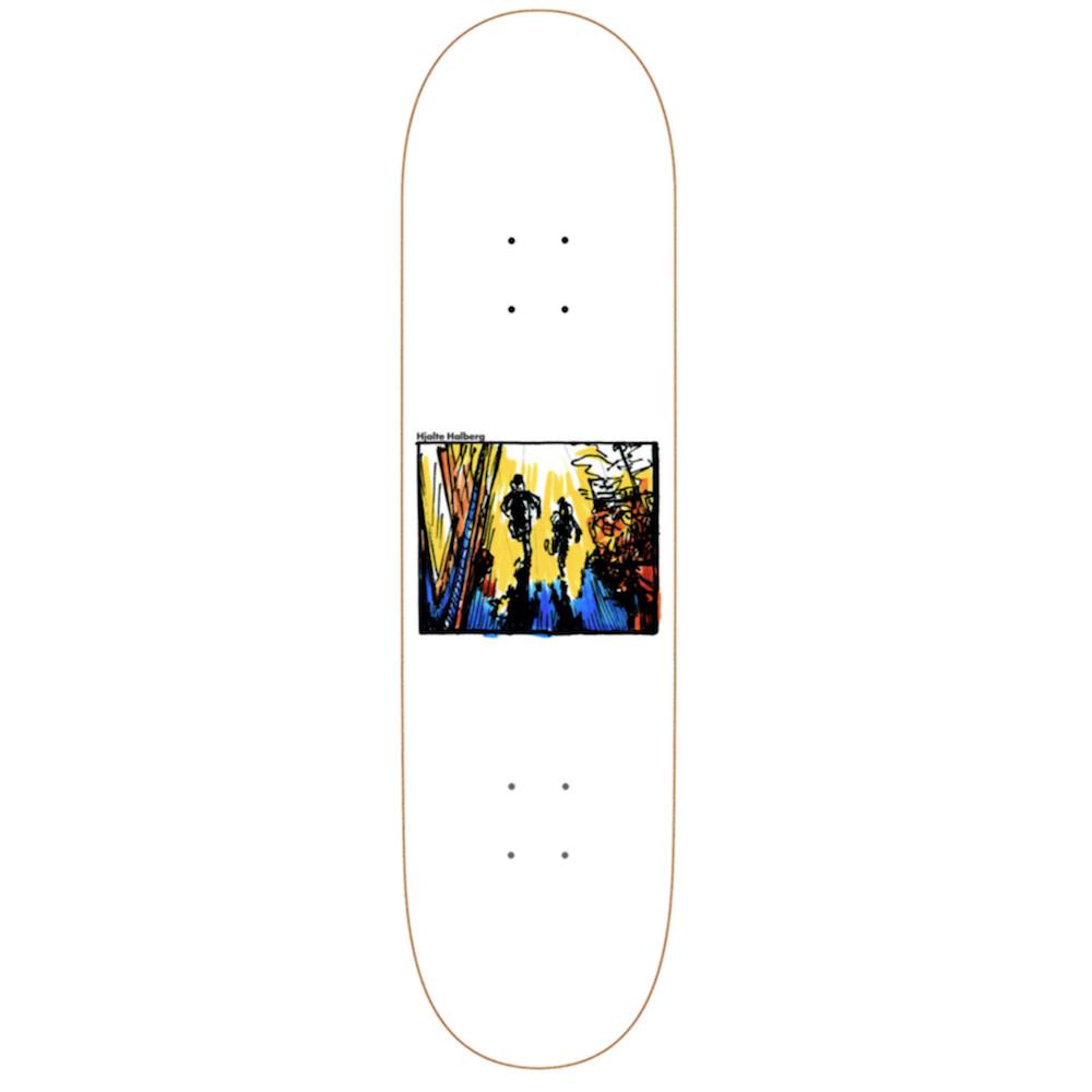 Polar Skate Co. Hjalte Runaway 8.5