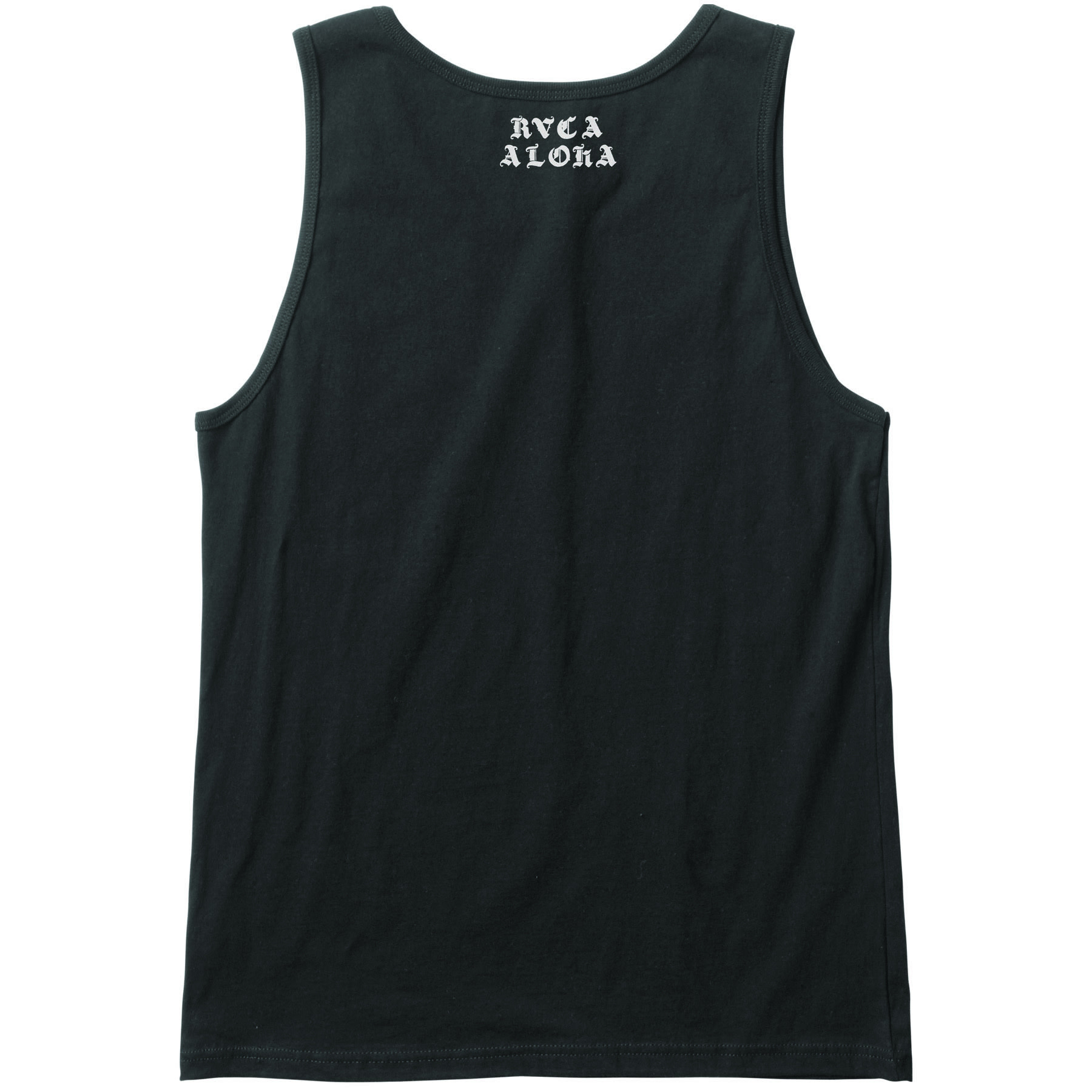 RVCA Sunset Tank Black