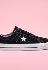 Converse USA Inc. One Star Pro OX Zoom Blk/Wht/Wht