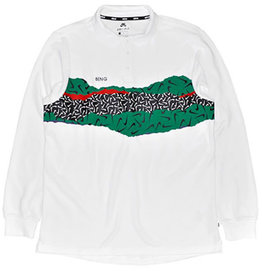 Nike USA, Inc. Nike SB x BenG Dry Polo L/S White