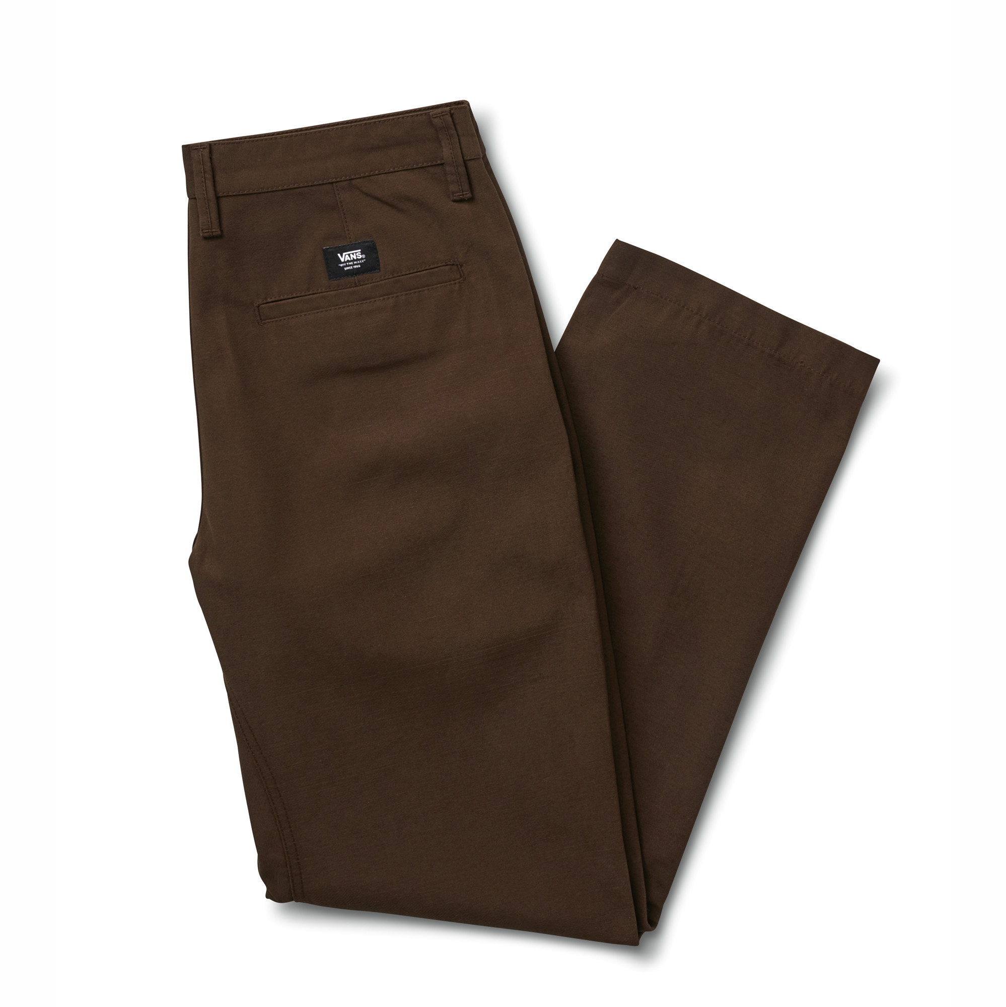 Vans Shoes Authentic Chino Glide Demitasse Brown