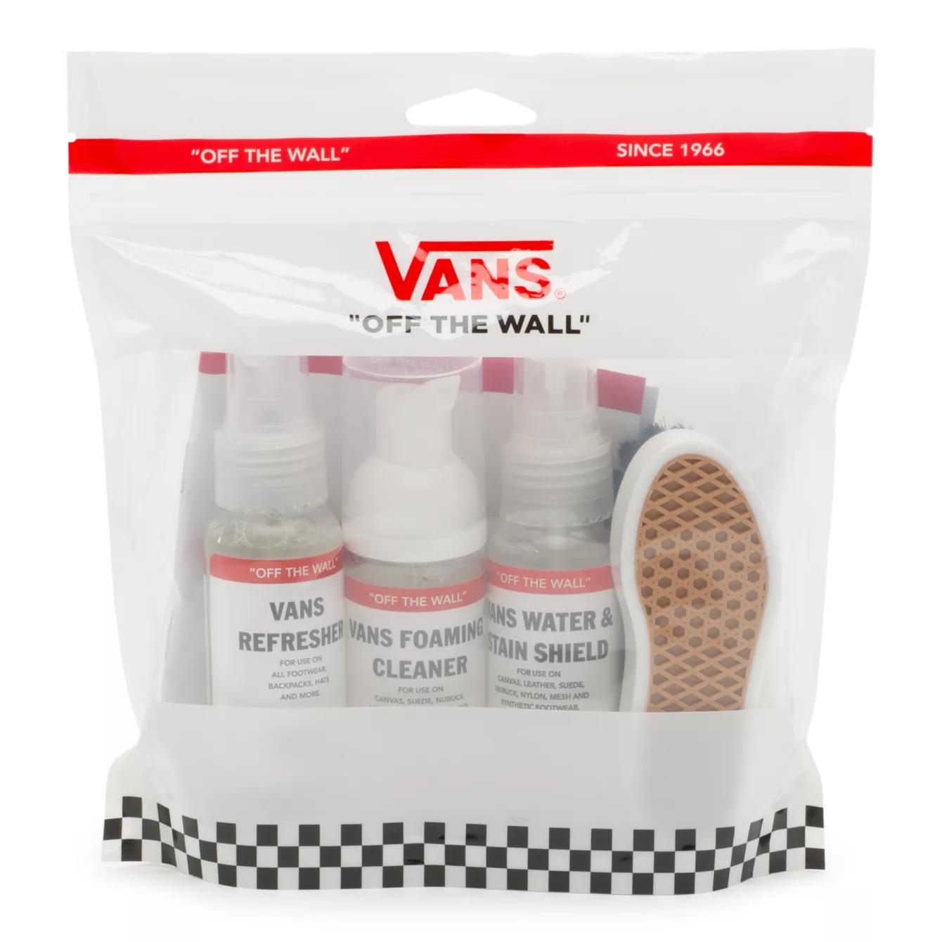 Vans Shoes Vans Shoe Care Travel Kit