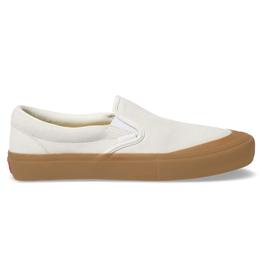 Vans Shoes Slip On Pro Toe-Cap Marshmellow/Gum