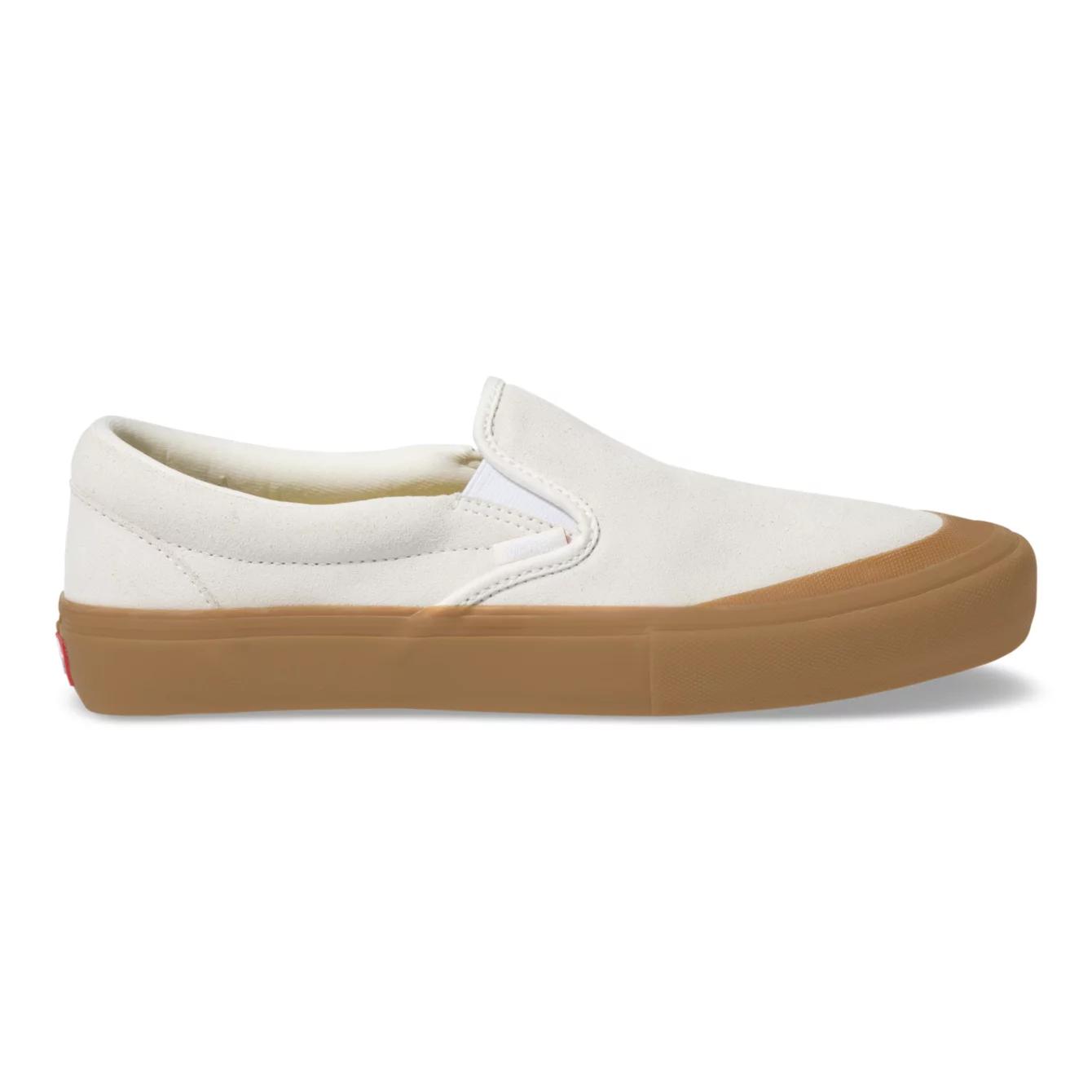 Vans Shoes Slip On Pro Toe-Cap