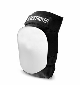 Destroyer P Series Knee Pads Black/White
