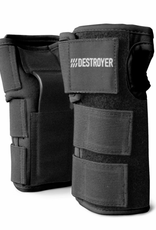 Destroyer Destroyer Wrist Guards Black