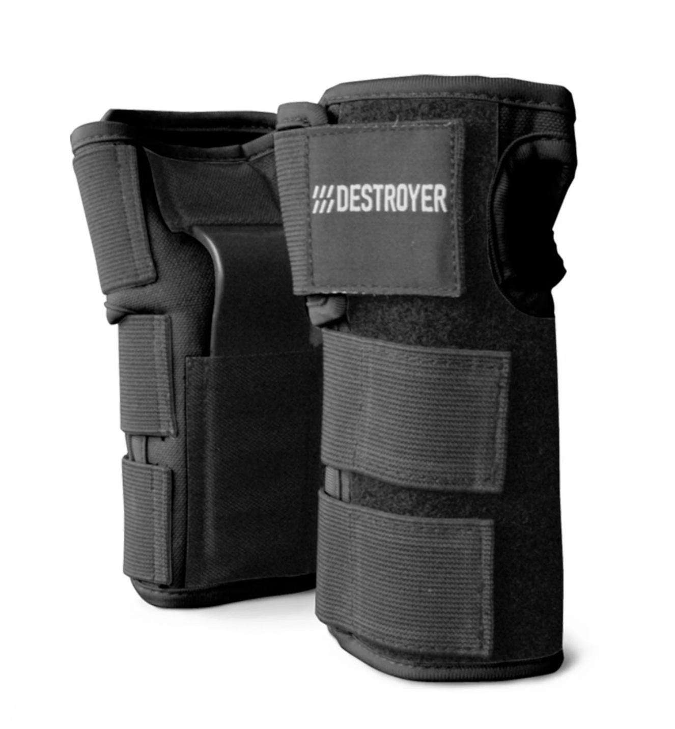 Destroyer Destroyer Palm Guards Black