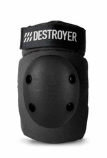 Destroyer Destroyer Elbow Pads Black