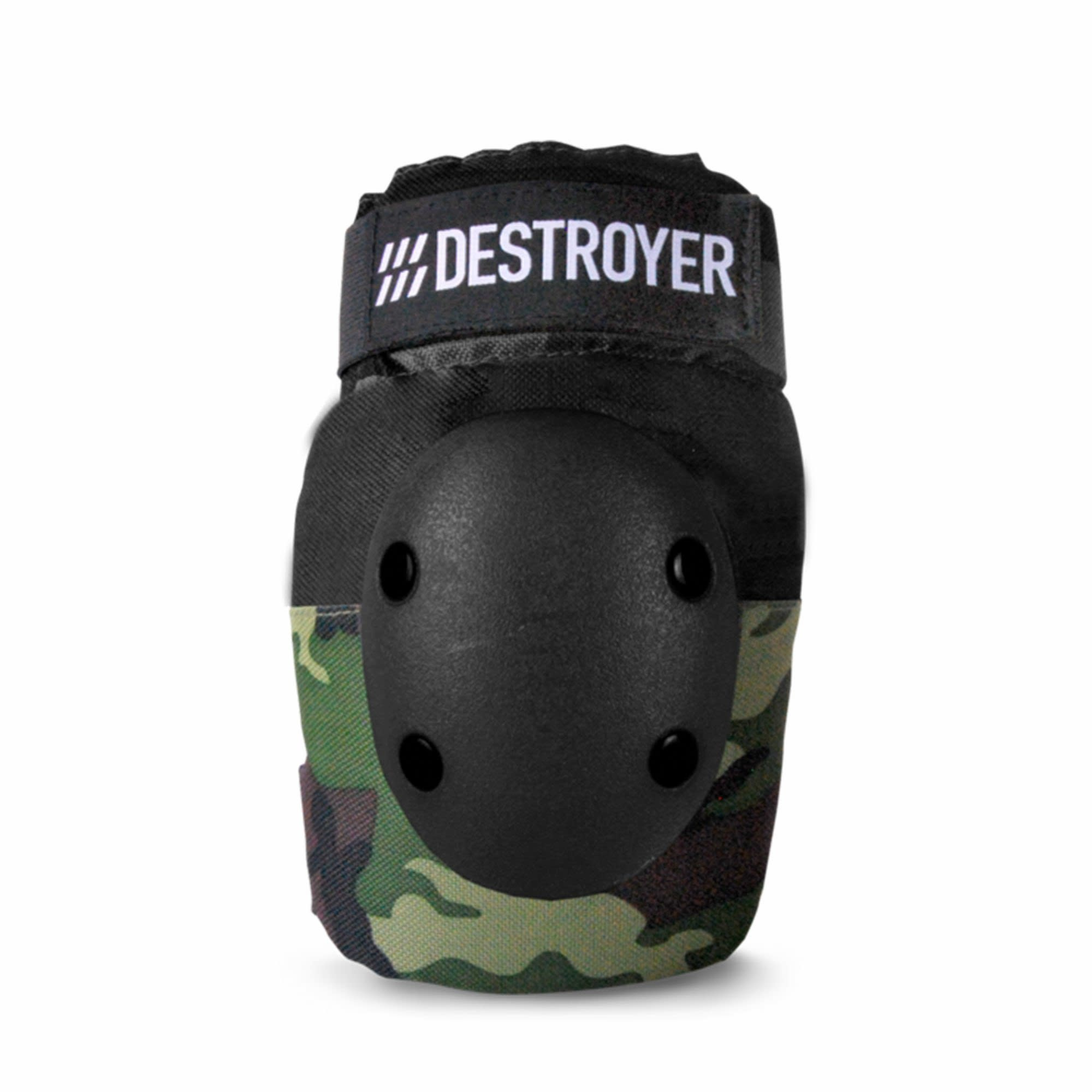 Destroyer Destroyer Elbow Pads Camo