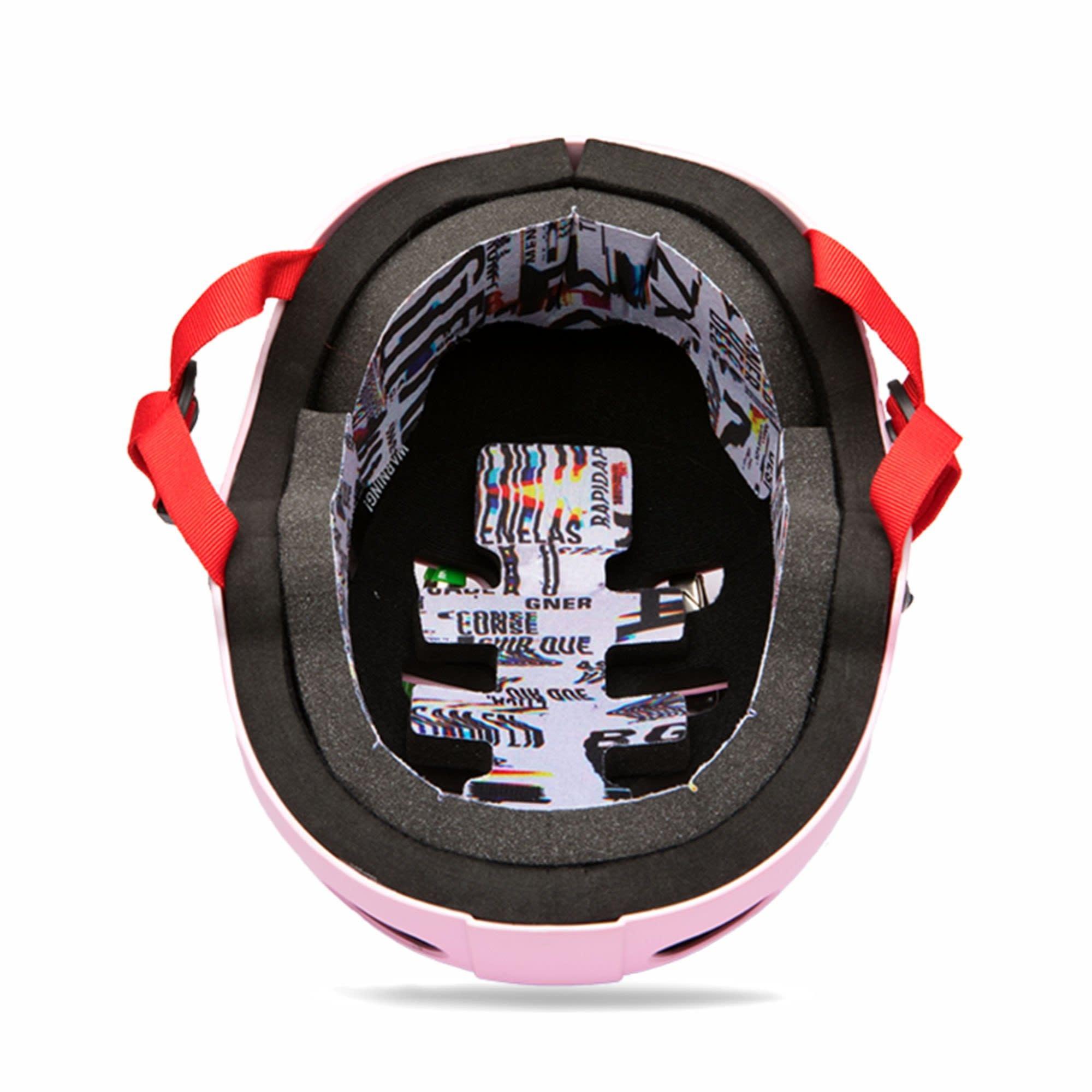 Destroyer Certified Helmet Pink Dystipia L/XL