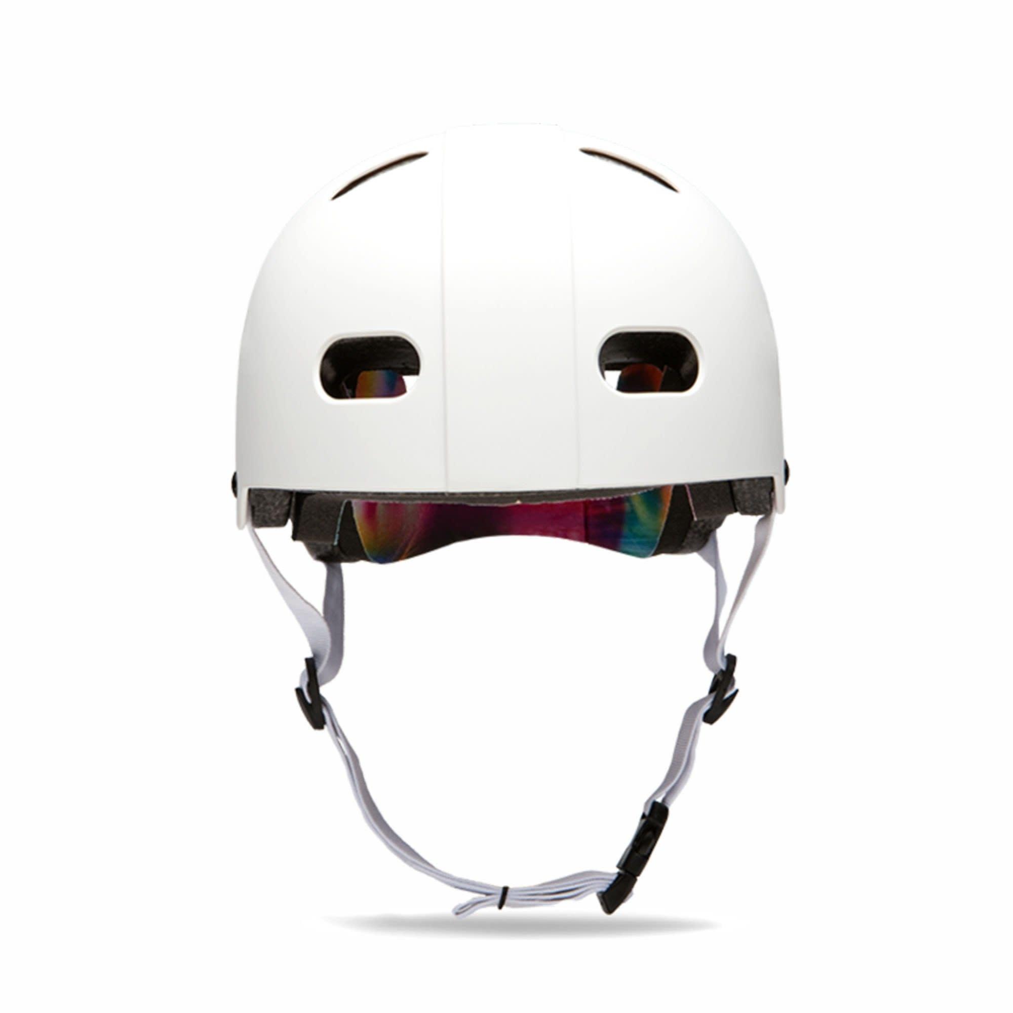 Destroyer Certified Helmet White Spectrum L/XL
