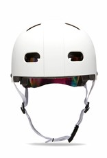 Destroyer Certified Helmet White Spectrum S/M
