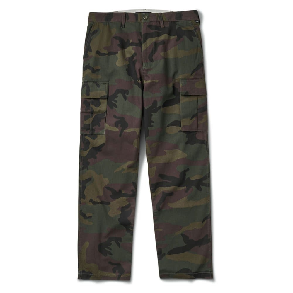 Vans Shoes Nailhead Cargo Pant Woodland Camo