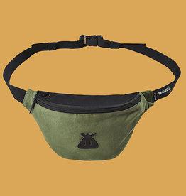 Bum Bag Collin Provost Basic Hip Pack Green