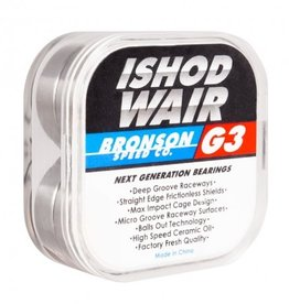 Bronson Speed Co. Ishod Wair Bronson G3 Bearings